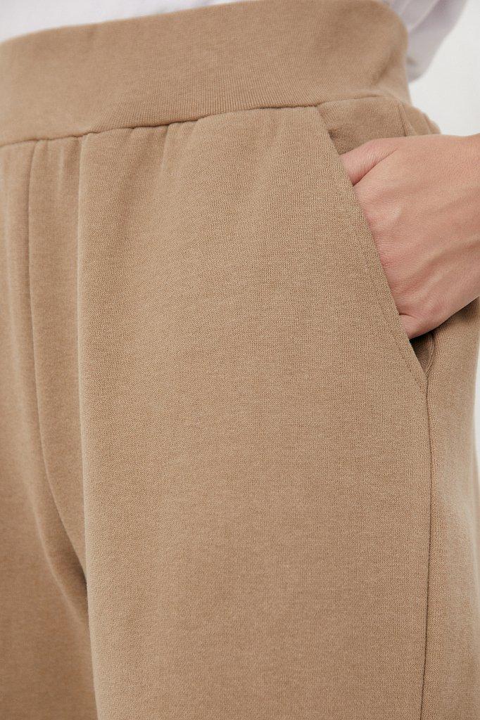 Спортивные женские брюки прямого кроя, Модель FAB11043, Фото №5