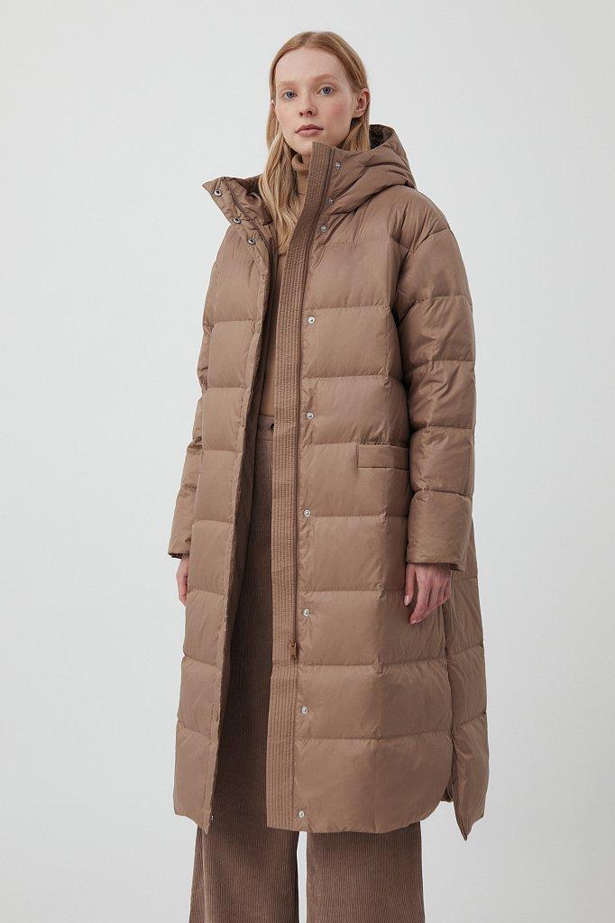Пальто женское, Модель FAB11046, Фото №3