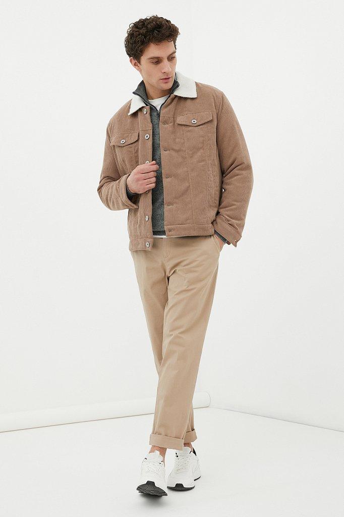 Куртка мужская, Модель FAB21003, Фото №2
