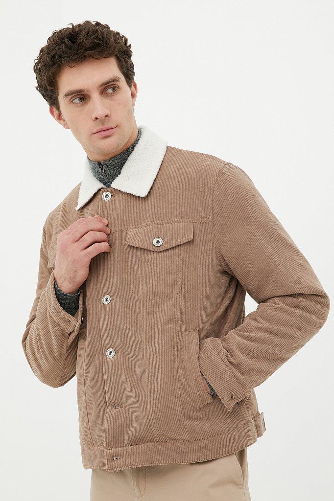 Куртка мужская, Модель FAB21003, Фото №3