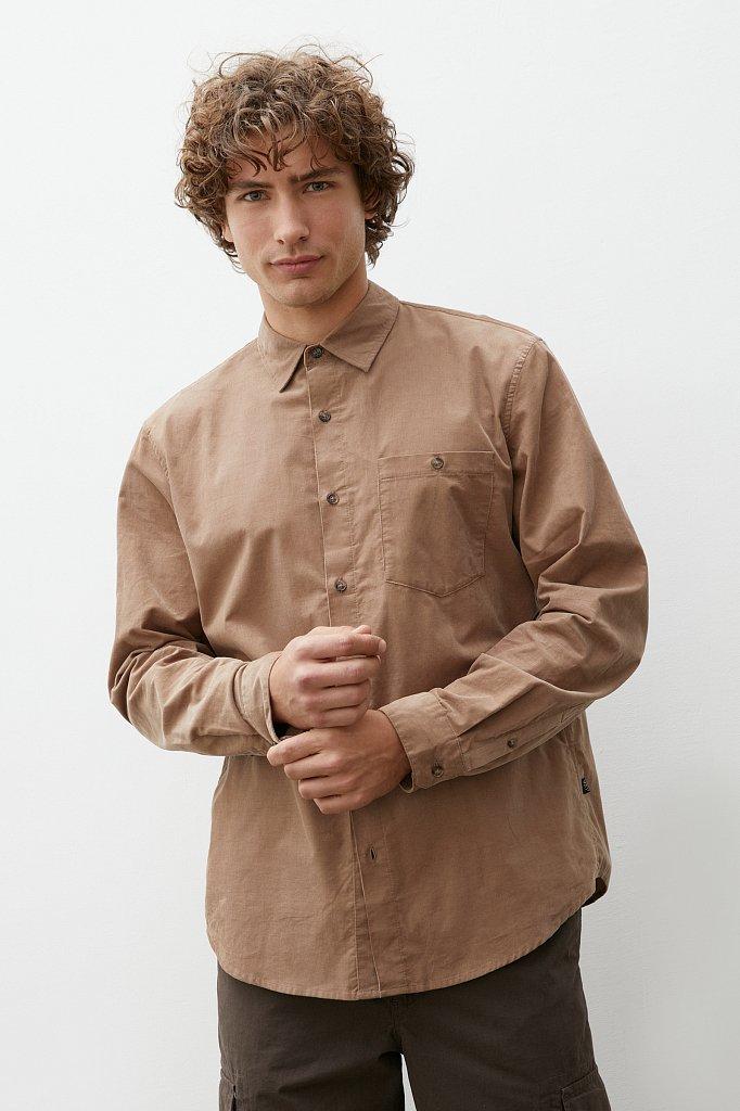 Верхняя сорочка мужская, Модель FAB21014, Фото №1
