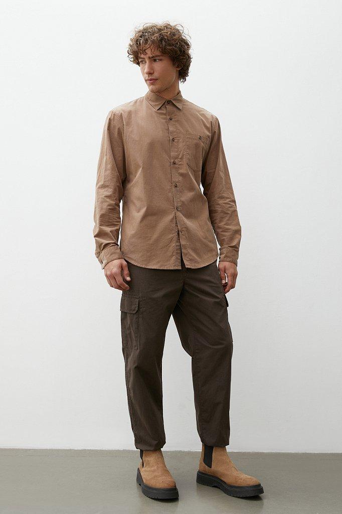 Верхняя сорочка мужская, Модель FAB21014, Фото №2