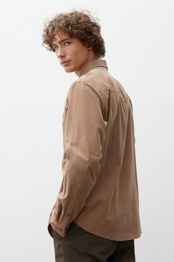 Верхняя сорочка мужская, Модель FAB21014, Фото №4