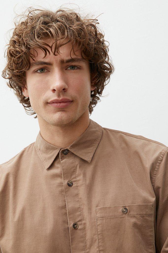Верхняя сорочка мужская, Модель FAB21014, Фото №5