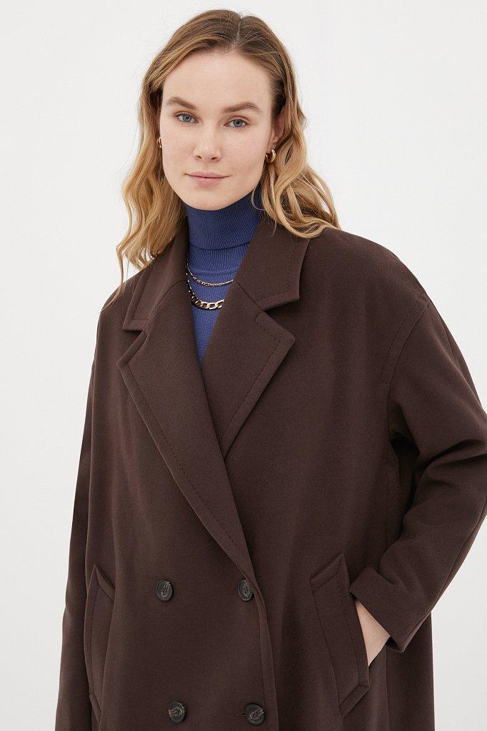 Пальто женское, Модель FAB11041, Фото №5