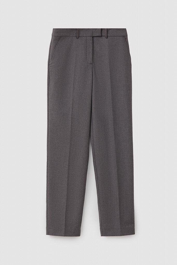 Классические женские брюки со стрелками, Модель FAB11035R, Фото №6
