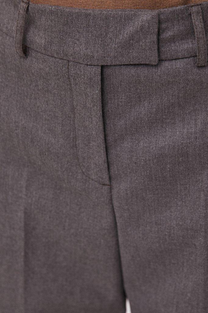 Классические женские брюки со стрелками, Модель FAB11035R, Фото №5
