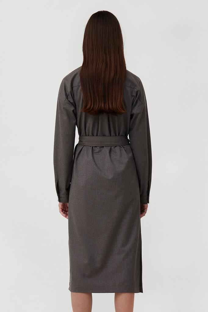 Платье-рубашка женское, Модель FAB11036, Фото №5