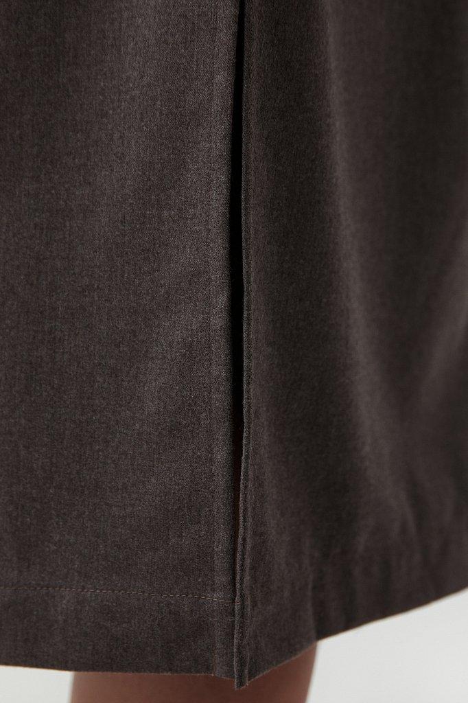 Платье-рубашка женское, Модель FAB11036, Фото №6