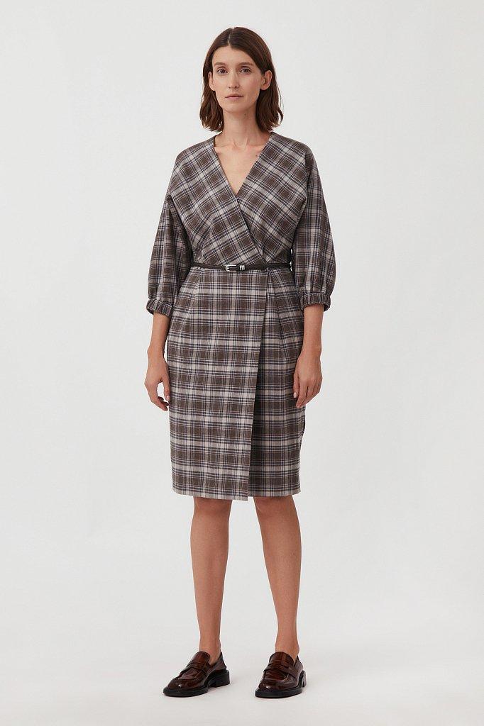 Платье женское, Модель FAB11054, Фото №2
