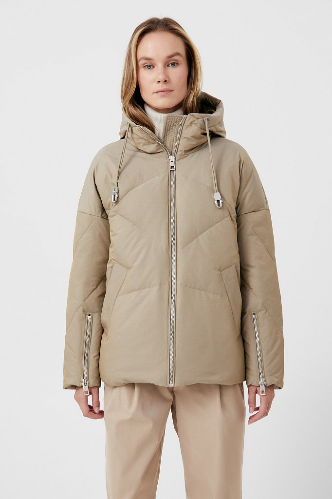 Куртка женская, Модель FAB110161, Фото №1