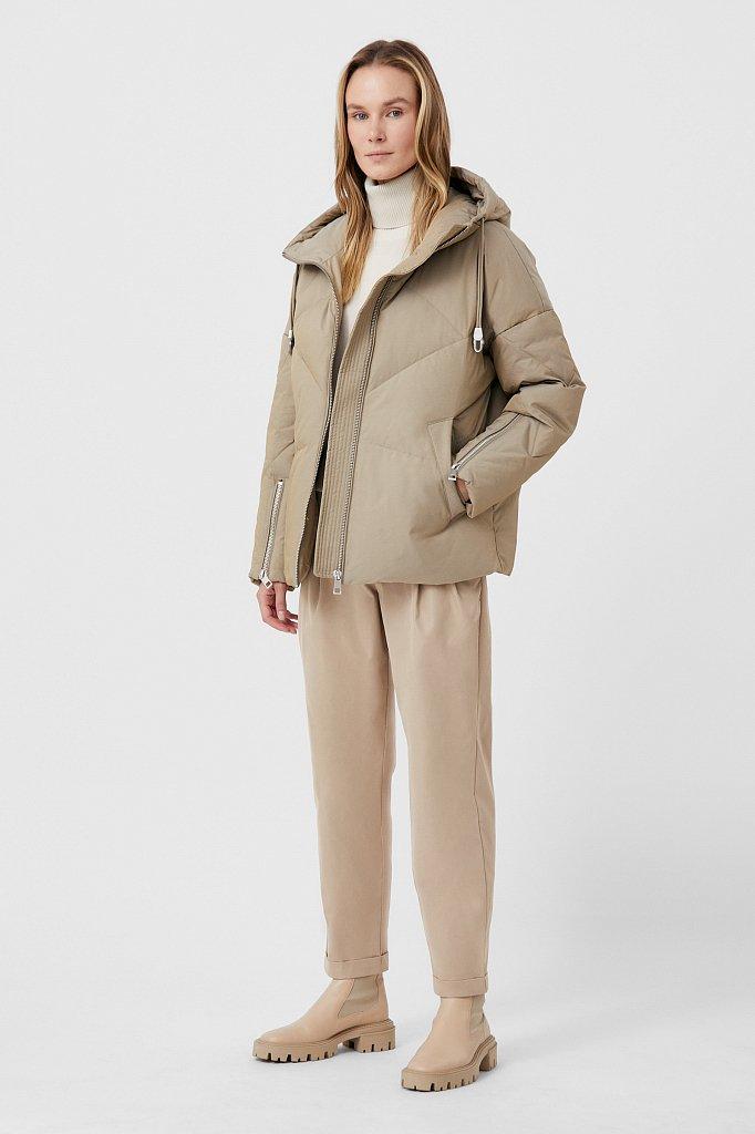 Куртка женская, Модель FAB110161, Фото №2