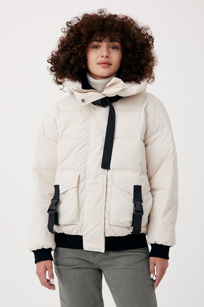Куртка женская, Модель FAB110188, Фото №1