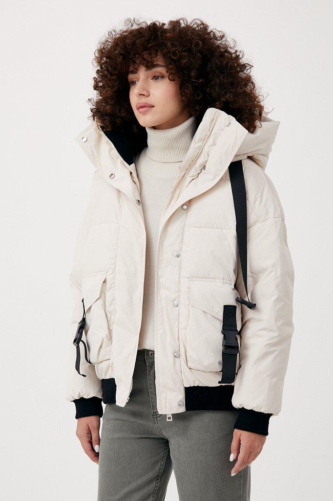Куртка женская, Модель FAB110188, Фото №4