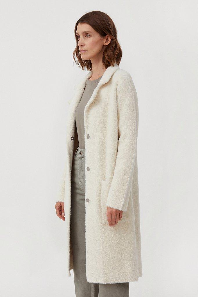 Пальто женское, Модель FAB11103, Фото №4