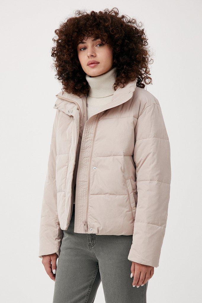 Куртка женская, Модель FAB110218, Фото №3