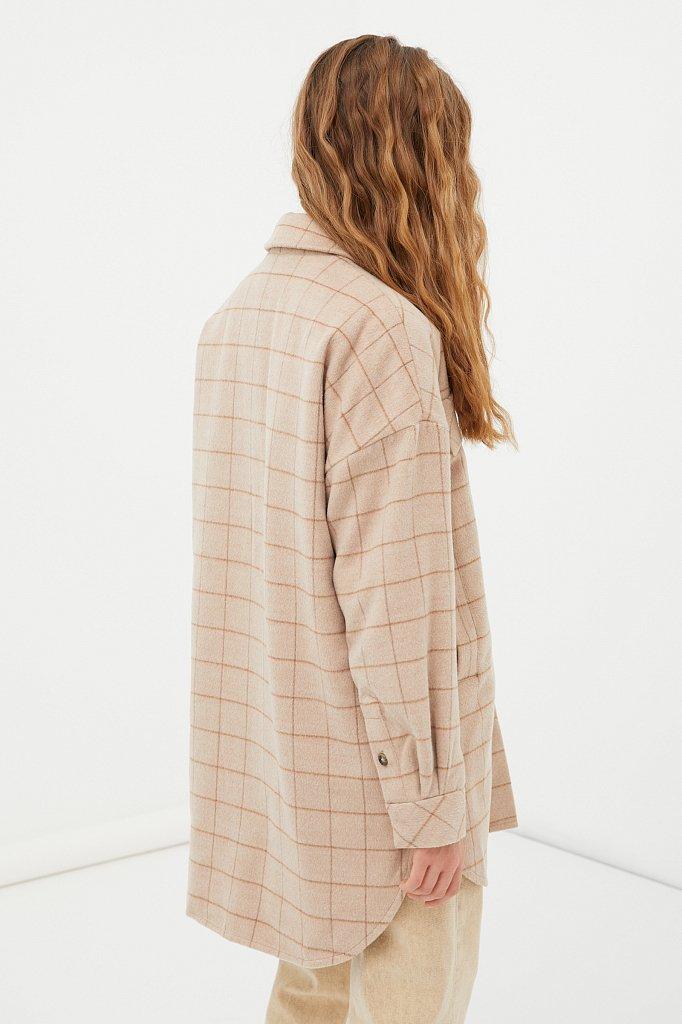 Пальто женское, Модель FAB11040, Фото №5