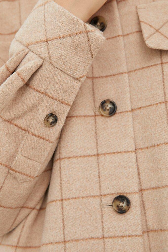 Пальто женское, Модель FAB11040, Фото №7
