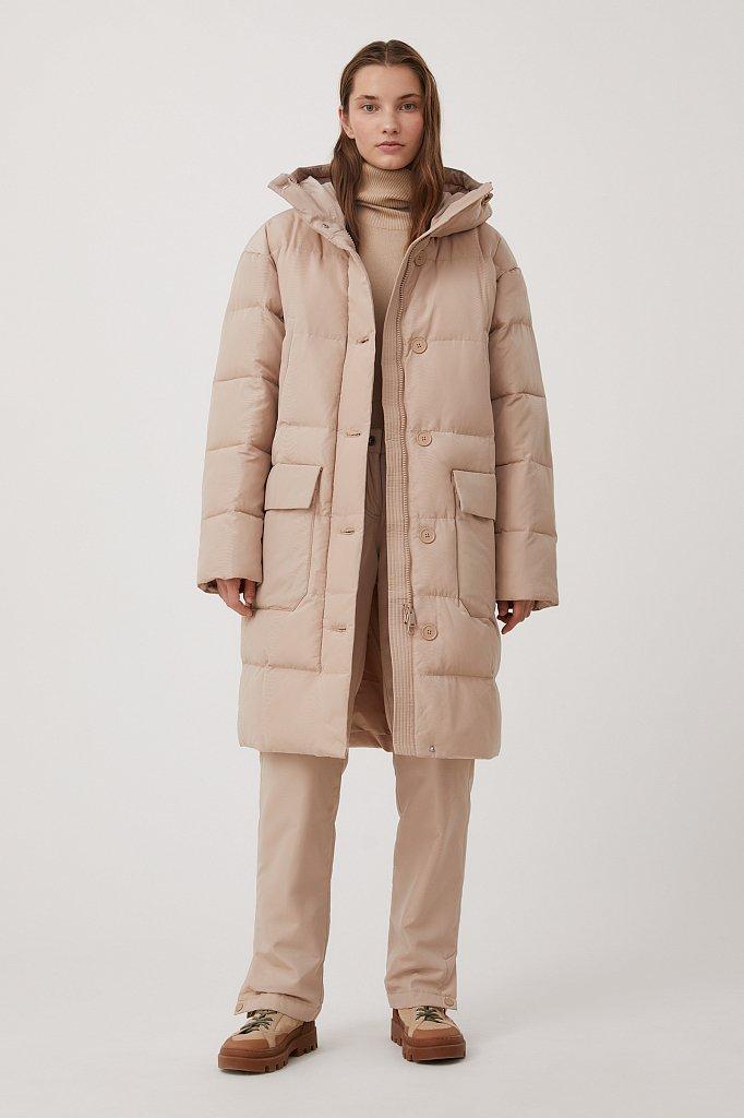 Пальто женское, Модель FAB11071, Фото №2