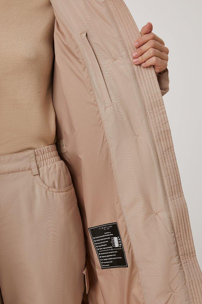 Пальто женское, Модель FAB11071, Фото №3