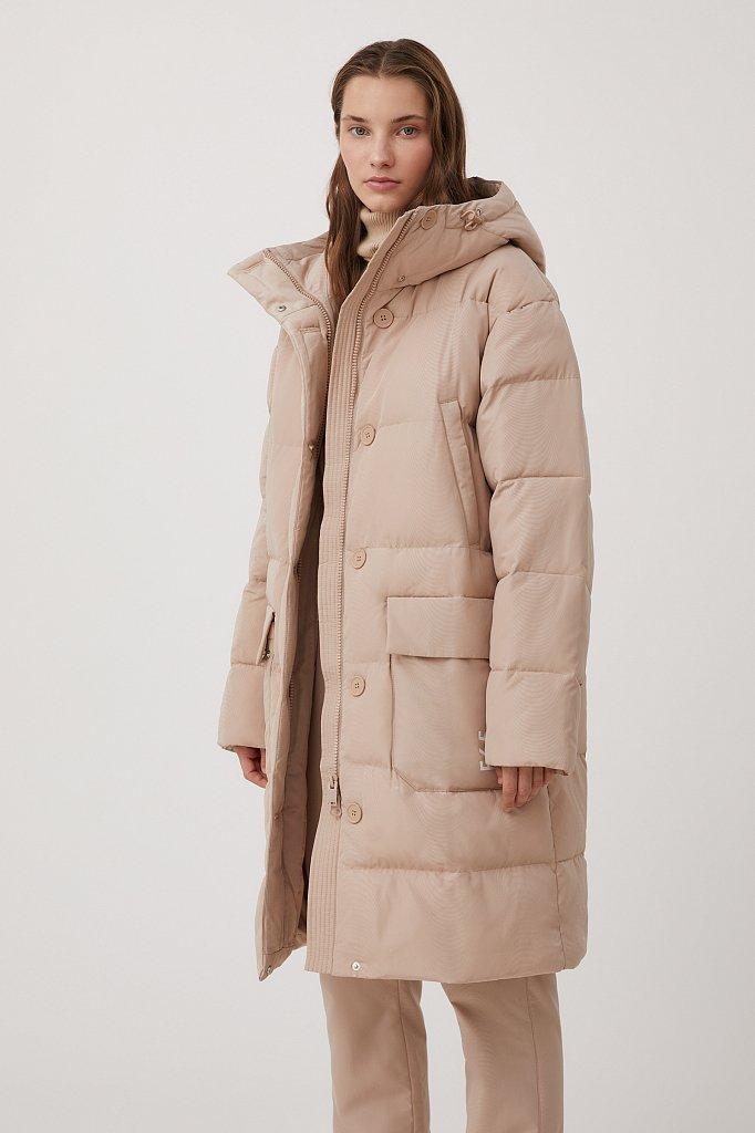 Пальто женское, Модель FAB11071, Фото №4