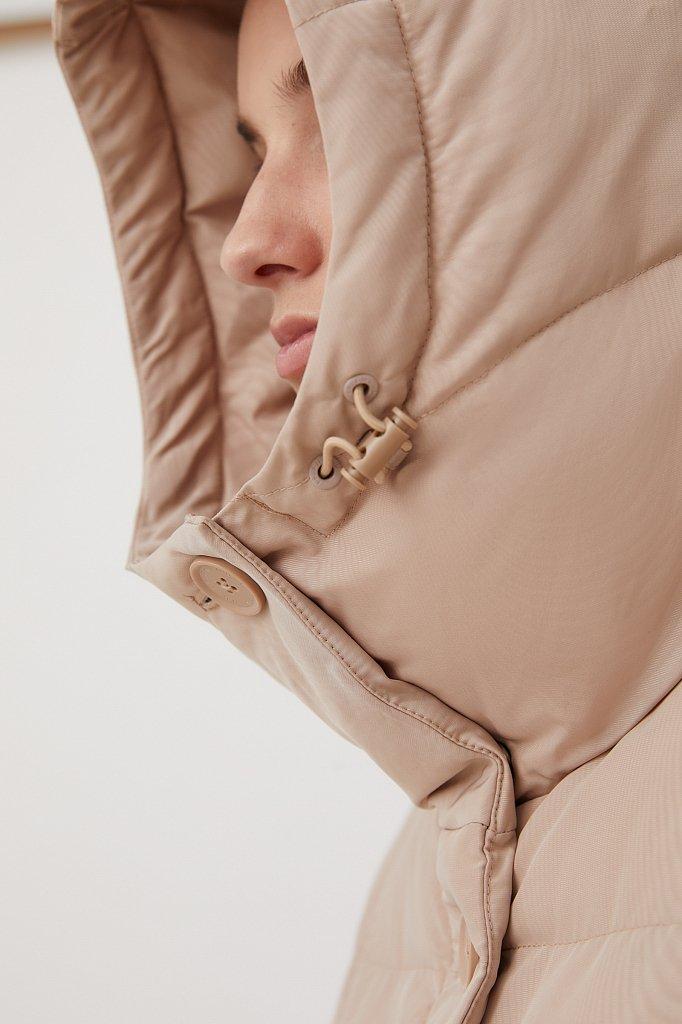 Пальто женское, Модель FAB11071, Фото №5