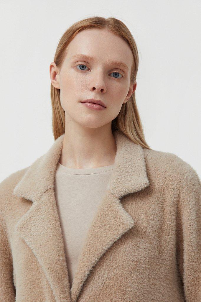 Пальто женское, Модель FAB11103, Фото №7