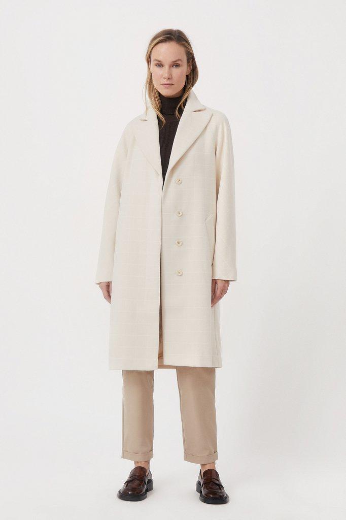 Пальто женское, Модель FAB110185, Фото №1