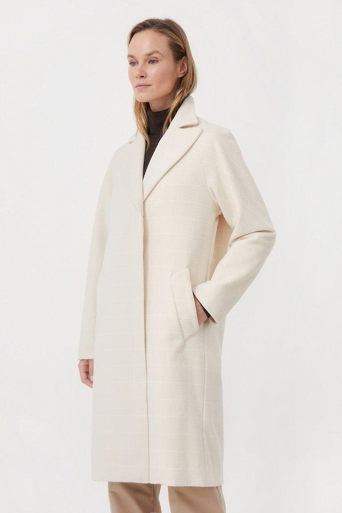 Пальто женское, Модель FAB110185, Фото №3