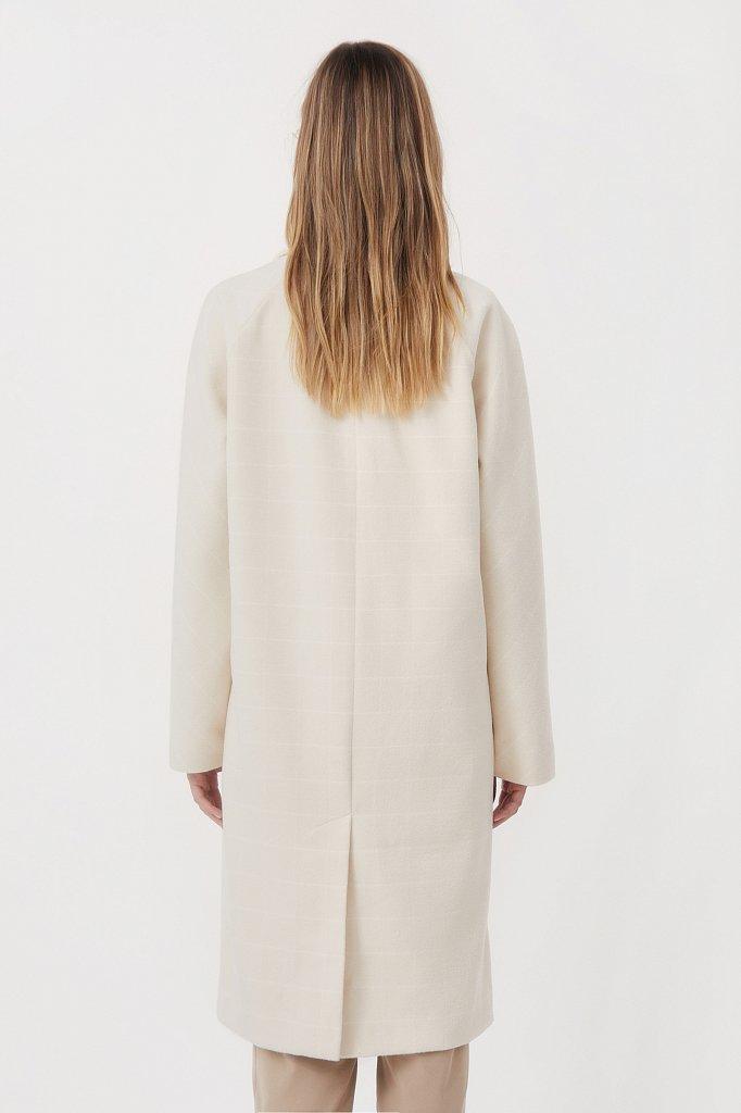 Пальто женское, Модель FAB110185, Фото №4