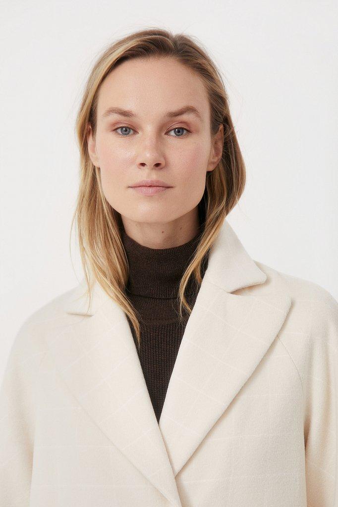 Пальто женское, Модель FAB110185, Фото №6