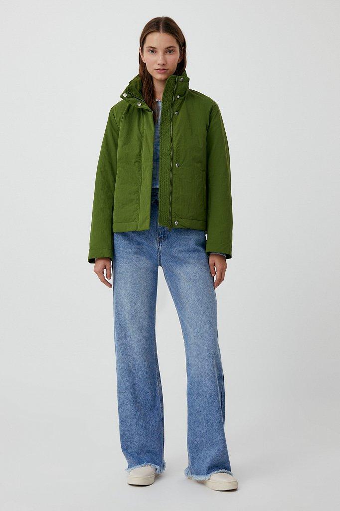 Куртка женская, Модель FAB110193, Фото №2