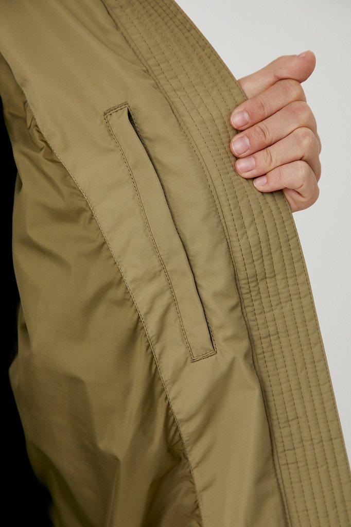 Пальто женское, Модель FAB11008, Фото №4
