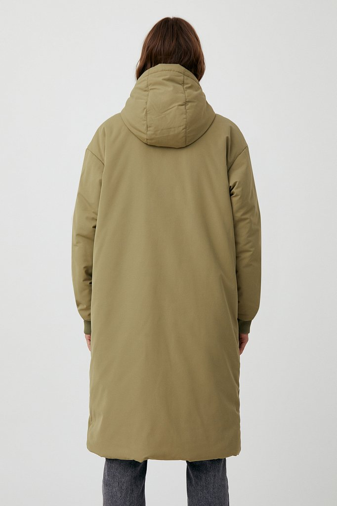 Пальто женское, Модель FAB11008, Фото №5