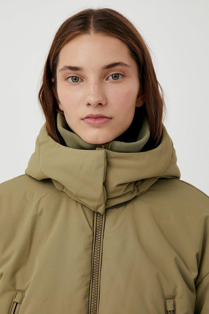 Пальто женское, Модель FAB11008, Фото №6