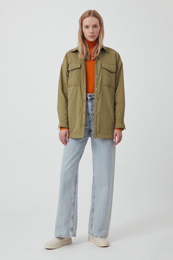 Куртка женская, Модель FAB11064, Фото №2