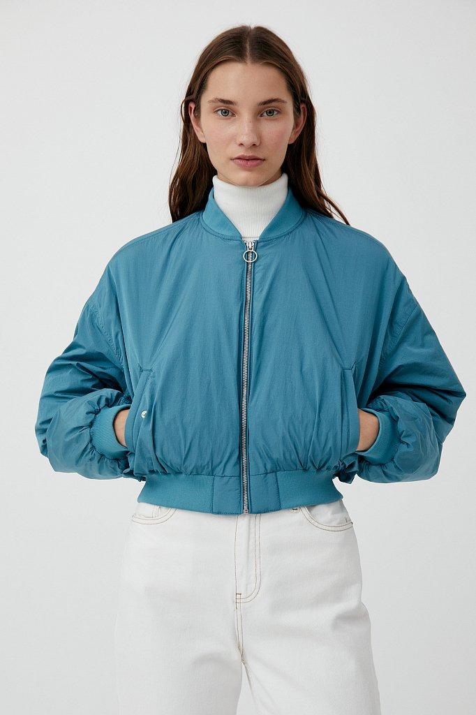 Куртка женская, Модель FAB11097, Фото №1