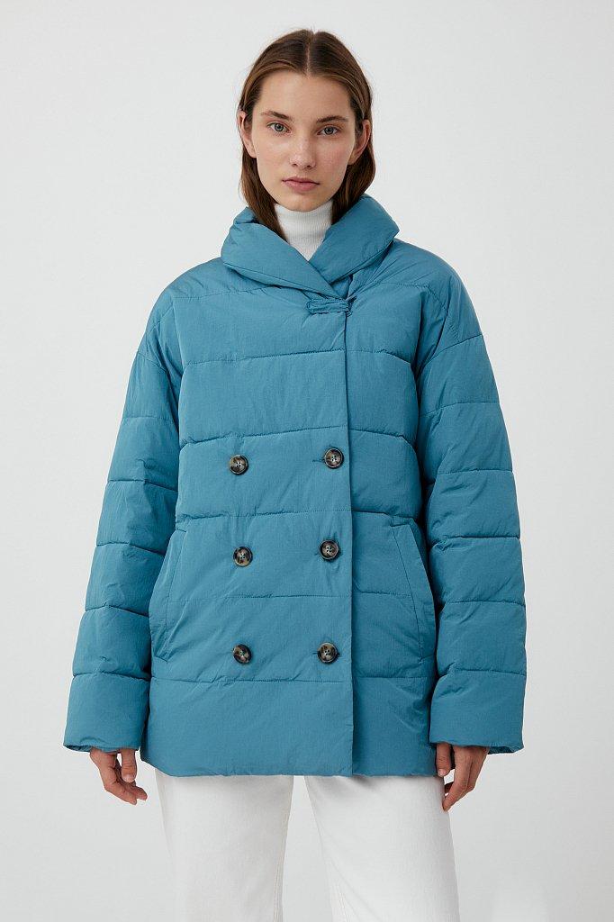 Куртка женская, Модель FAB11099, Фото №1