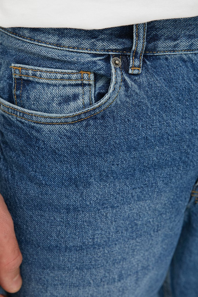 Брюки мужские (джинсы), Модель FWB65000, Фото №5