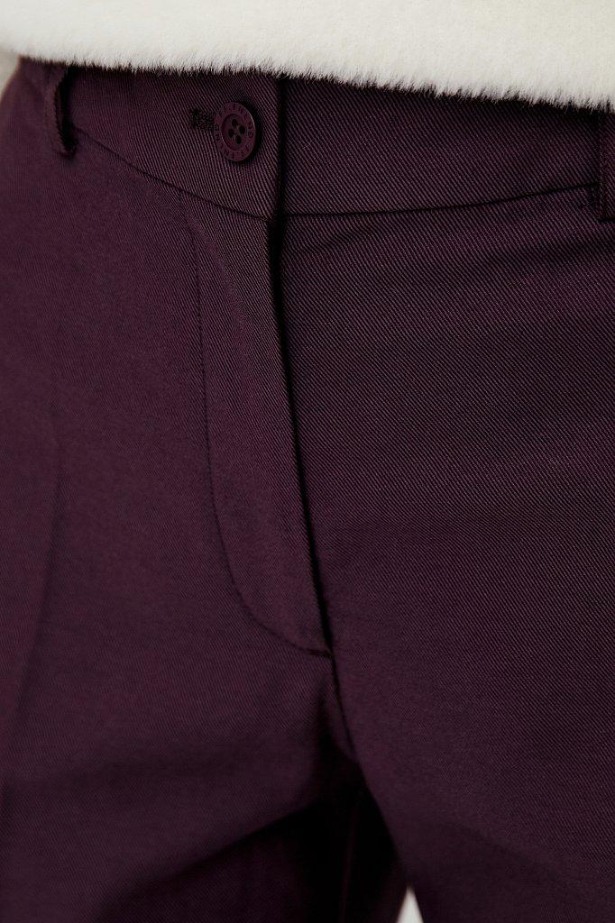 Зауженные женские брюки со стрелками, Модель FWB51036, Фото №5