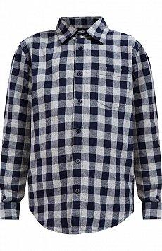 Верхняя сорочка для мальчика KA17-81017