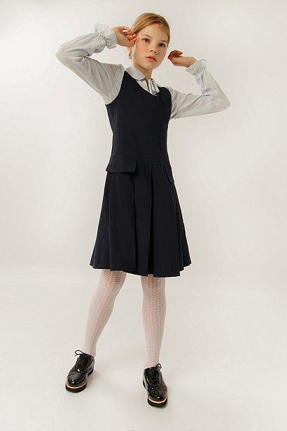 Платье для девочки, Модель KA18-76014R, Фото №1