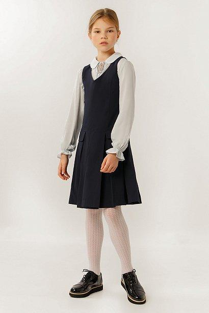 Платье для девочки, Модель KA18-76014R, Фото №2
