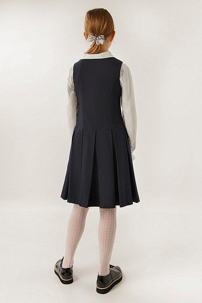 Платье для девочки, Модель KA18-76014R, Фото №3