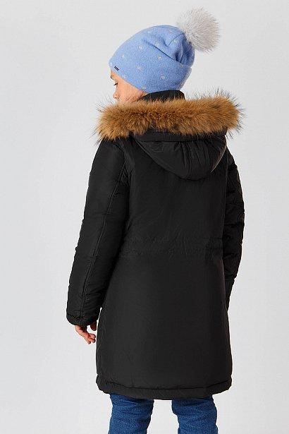 Полупальто для девочки, Модель KA18-71016, Фото №4