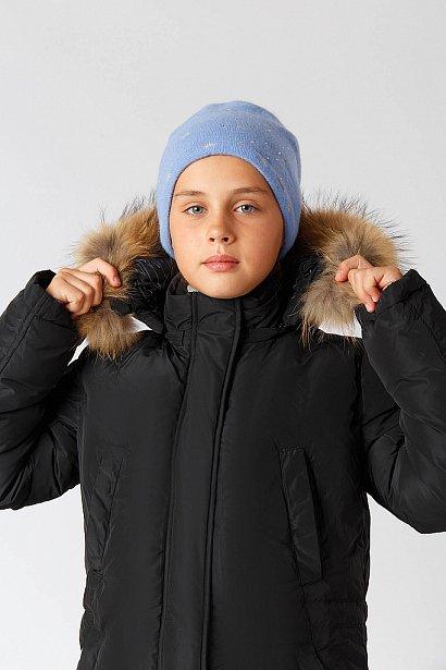 Полупальто для девочки, Модель KA18-71016, Фото №5