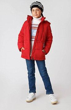 Куртка для девочки, Модель KA18-71011, Фото №2