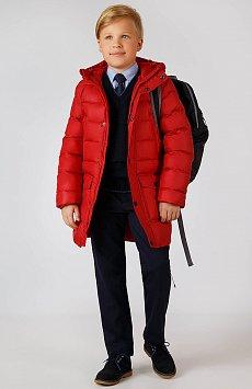 Полупальто для мальчика, Модель KA18-81009, Фото №2