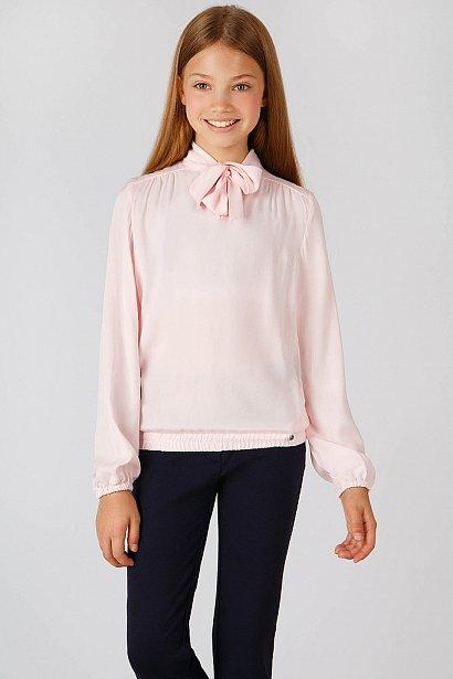 Блузка для девочки, Модель KA18-76004, Фото №1
