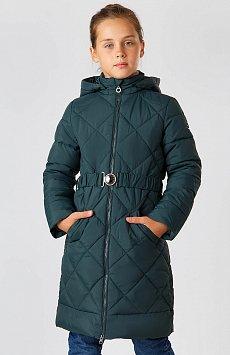 Пальто для девочки, Модель KA18-71026, Фото №1